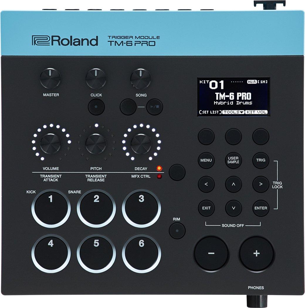 Roland Acoustic Drum Trigger Module TM-6 PRO
