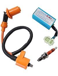 6 Pin Cdi Wiring Diagram Ac. 12v Cdi Ignition Circuit Schematic ...