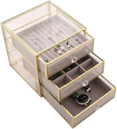 Organizadores y cajas para joyas Caja De Joyería Caja De ...