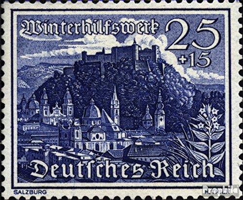 Briefmarken f/ür Sammler Prophila Collection Deutsches Reich 737 1939 Salzburg