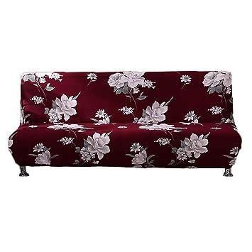 Sofabezuge Armlos Sofabezug Sofa Schonbezuge Stretch 3 Sitzer Couch Sofa Schutz Waschbar Klappsofa Bett Schonbezug Staubdicht Sofa Mobel Schutz B