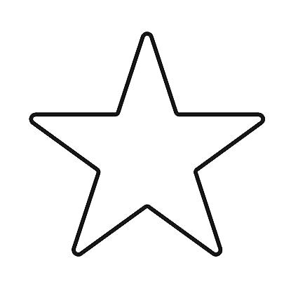 Stern Weihnachten.Kaiser Lebkuchen Ausstechform Stern 11 7 Cm Weihnachten Edelstahl Leichtes Präzises Ausstechen Sichere Angenehme Handhabung