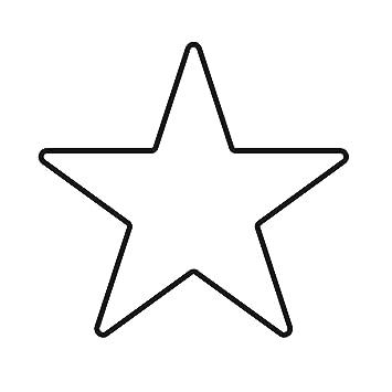 Kaiser Cookie Cutters Molde para Galletas con Forma de Estrella de Cinco Puntas, Acero Inoxidable: Amazon.es: Hogar