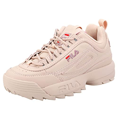 36b49944de5 Fila Mujer Woodrose Rosa Disruptor Low Zapatillas-UK 8  Amazon.es  Zapatos  y complementos