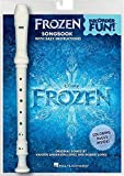 Frozen  Recorder Fun!