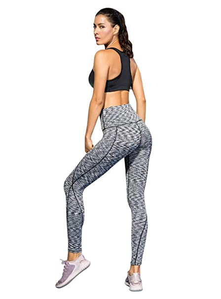 Ropa Yoga Mujer Kit Top Bra Leggins Pantalon Set Mallas High ...