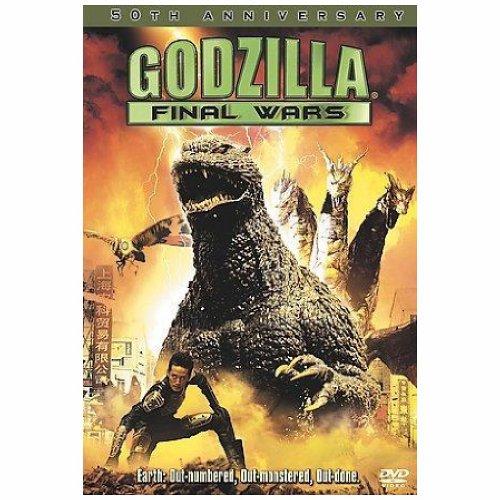 Godzilla Final Wars (Subtitled, Dolby, AC-3, Widescreen)