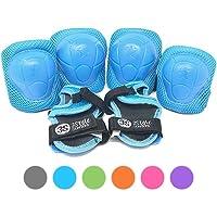 3StyleScooters® SafetyMAX® - Set beschermers voor kinderen - EN14120 getest en gecertificeerd - Beschikbaar in 6…