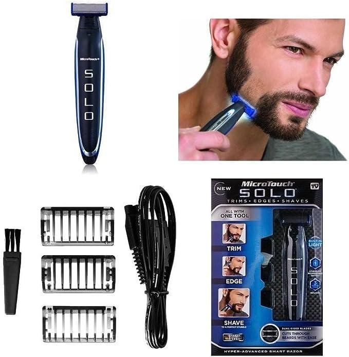 Trade Shop Traesio® – MicroTouch Solo - Micro afeitadora eléctrica ...