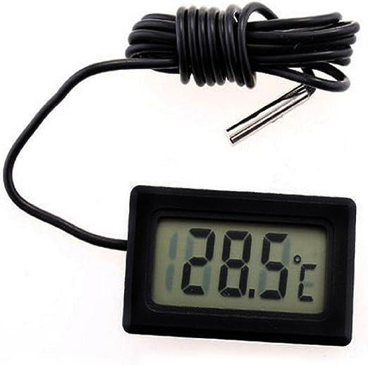 Compra Tongshi Sensor Termómetro Digital LCD Nuevo Mini ...