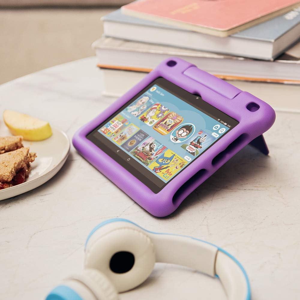 purple amazon tablet for kids
