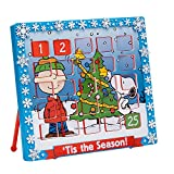 Kurt Adler 9.5'' Peanuts Advent Calendar