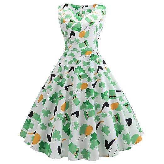 1950s Day Dress