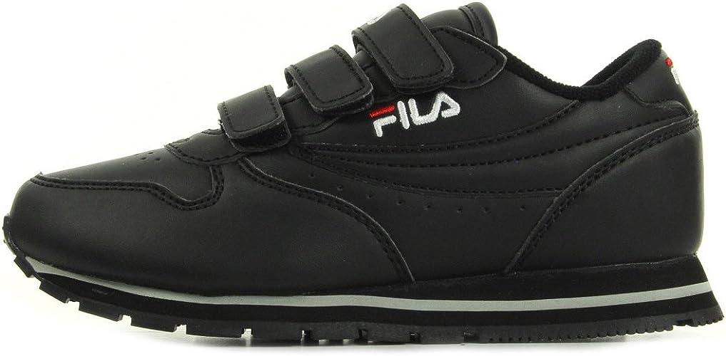 Fila Boys' Orbit Velcro Low Jr Sport