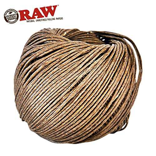 RAW Hemp Wick Ball 250ft. (5 Balls) - MJ-22050 by Verified Exchange
