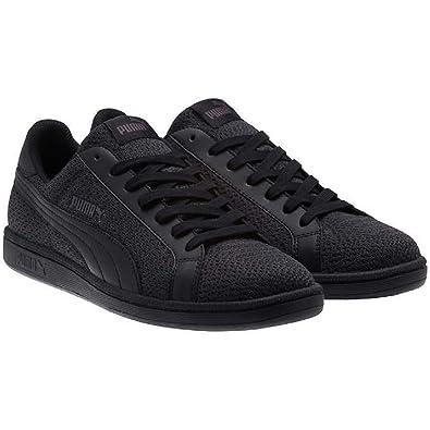 3b7e6ac38398 PUMA Mens Smash Knit Fashion Sneaker (8 D(M) US