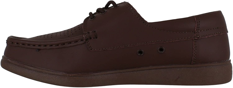 Dek Mens//Womens Unisex Crown Green Lace Up Leather Bowls Shoes
