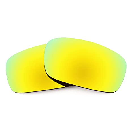 5235a8f21f3 Revant Polarized Replacement Lenses for Oakley Crankshaft Bolt Gold  MirrorShield®  Amazon.ca  Sports   Outdoors