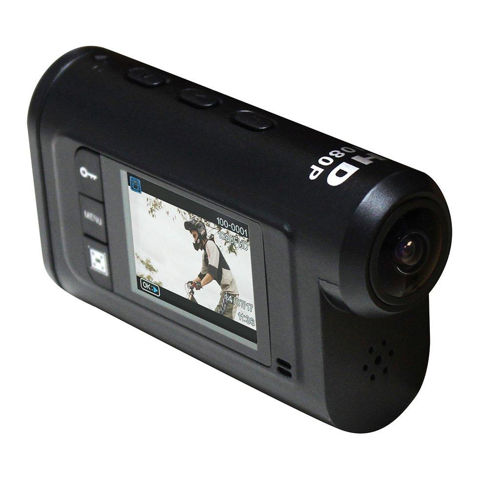 匠ブランド(TAR6U)広角スポーツカメラ Highlander (ハイランダー) 動体検知 HDMI出力 ブラック NCS02380132-A0 B01BGLKQDM