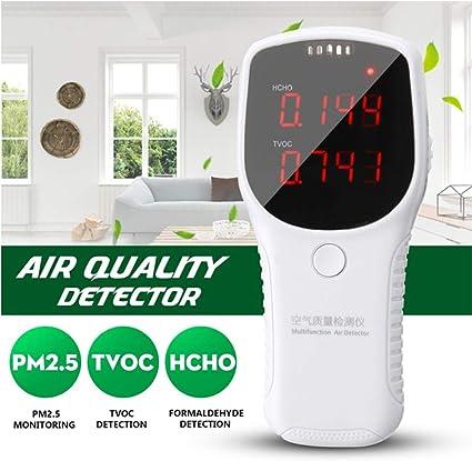 Coomir Detector port/átil de la Calidad del Aire del formaldeh/ído del Detector de la Calidad del Aire del Equipo de la detecci/ón del formaldeh/ído