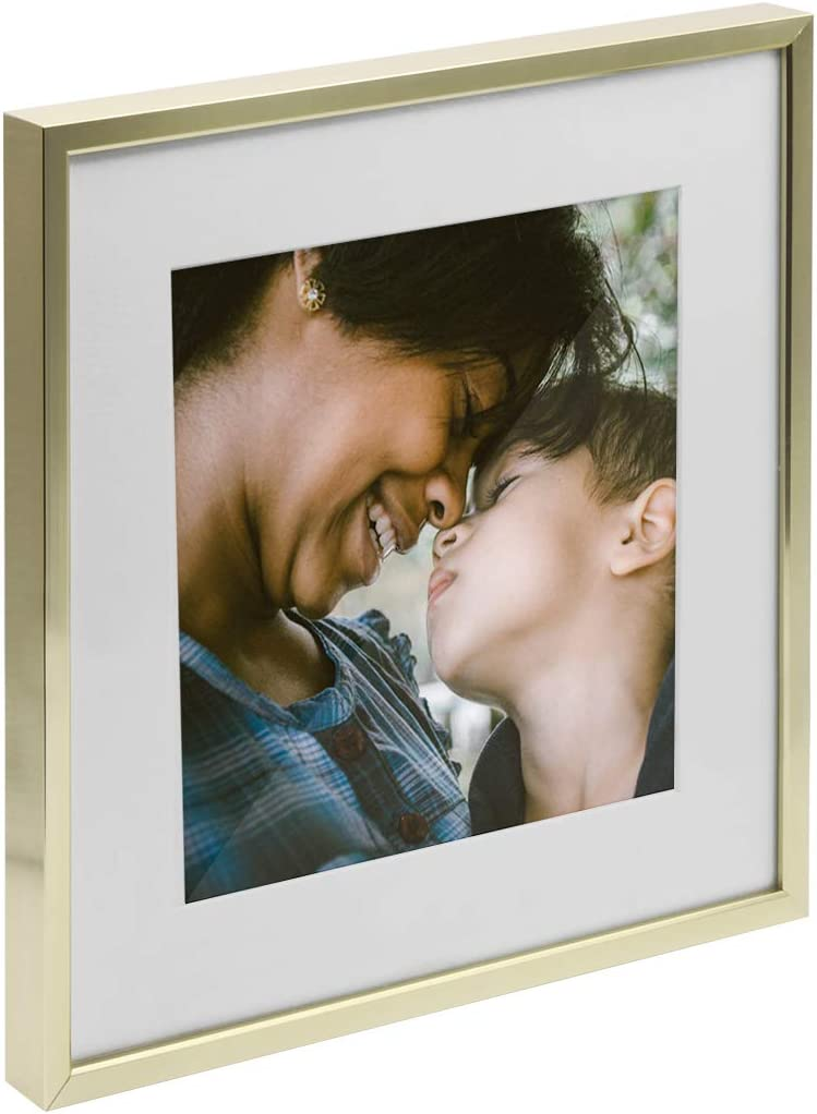 Photo frame metal collectible Metal decor picture frame SilverGolden Metal Small Frames Set of 2 Kids photo frames Mini photo frame