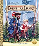 Image of Treasure Island (Little Golden Book)