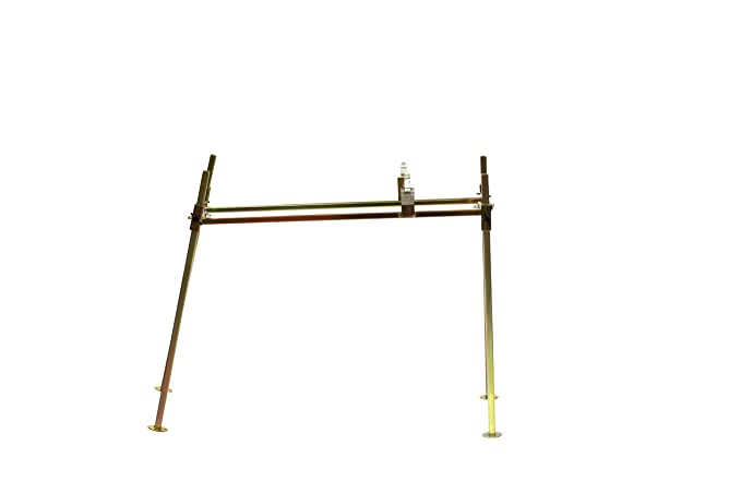 Stansport Folding Sluice Stand, 24x19-Inch