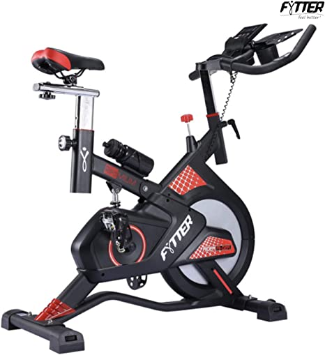 FYTTER Ryder RI-02R Bicicleta Spinning: Amazon.es: Deportes y aire ...