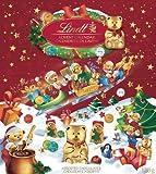 Lindt Teddy Bear Christmas Countdown Advent Calender 128 g