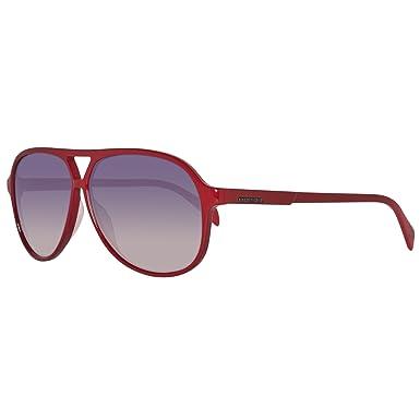 Diesel Sonnenbrille DL0156 6166B Montures de lunettes Homme, Rouge (Rot) 61 03c612ece340