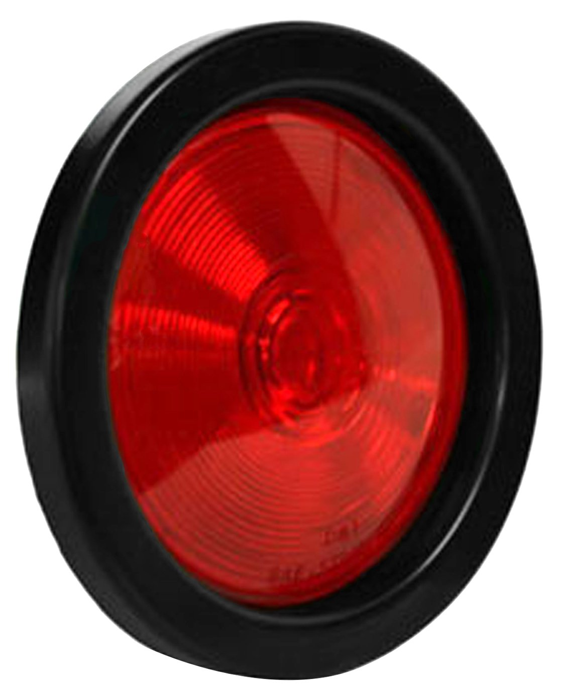 Blazer International Trailer & Towing Accessories Red Pack of 50 Blazer T95BR-50 4-Inch Round Stop/Tail/Turn Light, Red-50 Pack by Blazer International Trailer & Towing Accessories