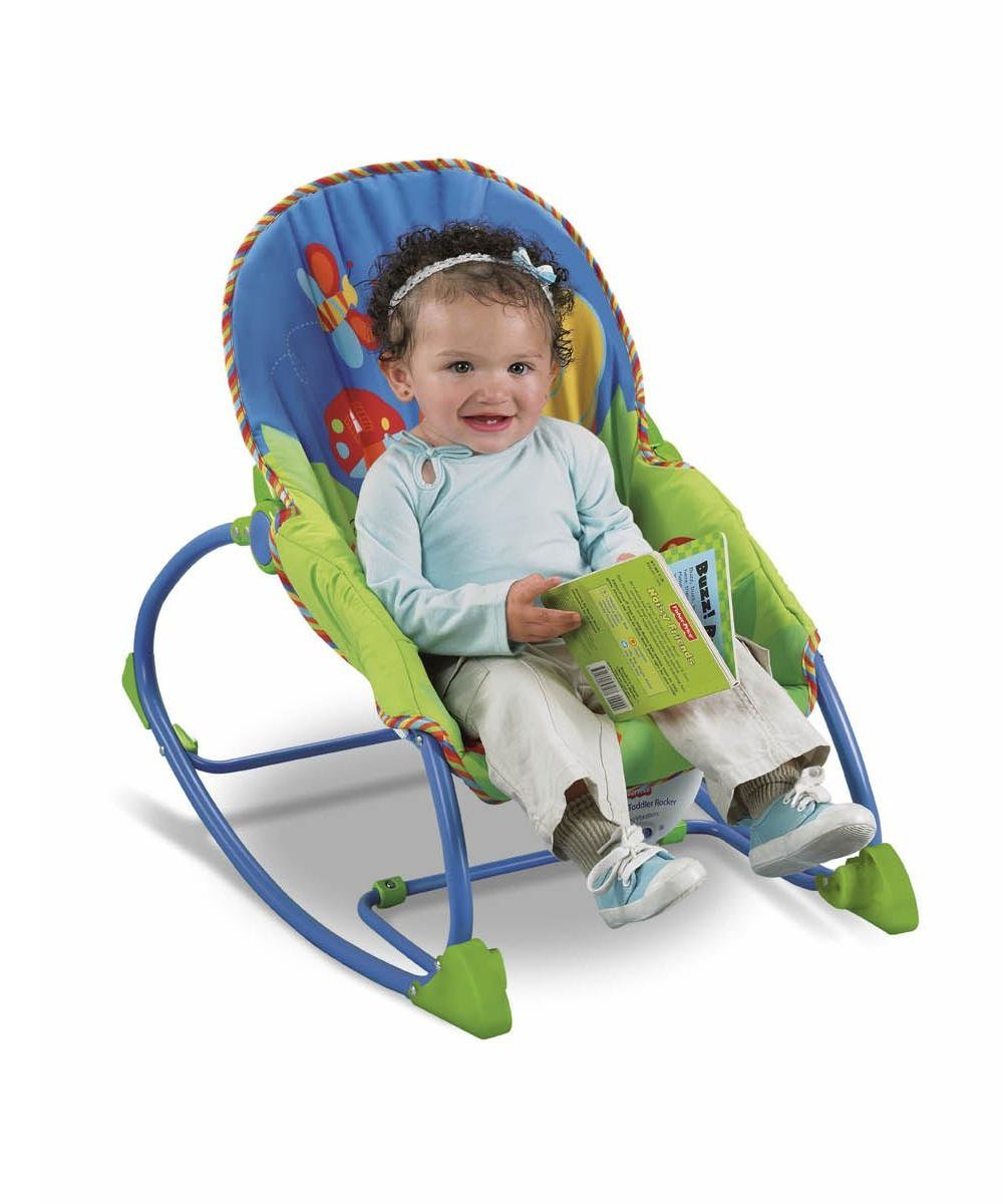 Baby rocking chair fisher price - Amazon Com Fisher Price Infant To Toddler Rocker Bug Friends Discontinued By Manufacturer Baby