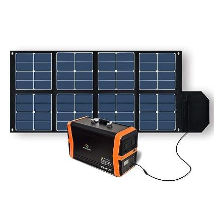 Amazon.com: SUNGZU Generador de estación de energía portátil ...