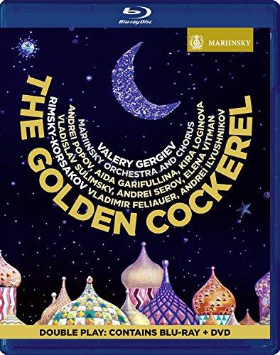 Blonde Fancy Dress Characters - Rimsky-Korsakov: The Golden
