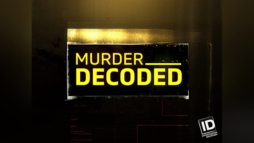 Murder Decoded - Season 1
