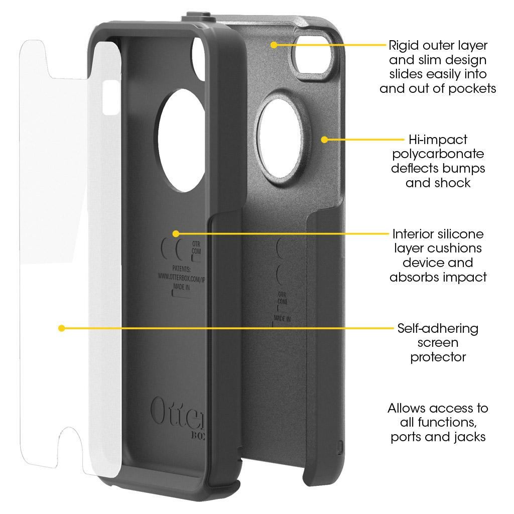 iphone 5c otterbox commuter otterbox commuter series for iphone 5c retail 1071