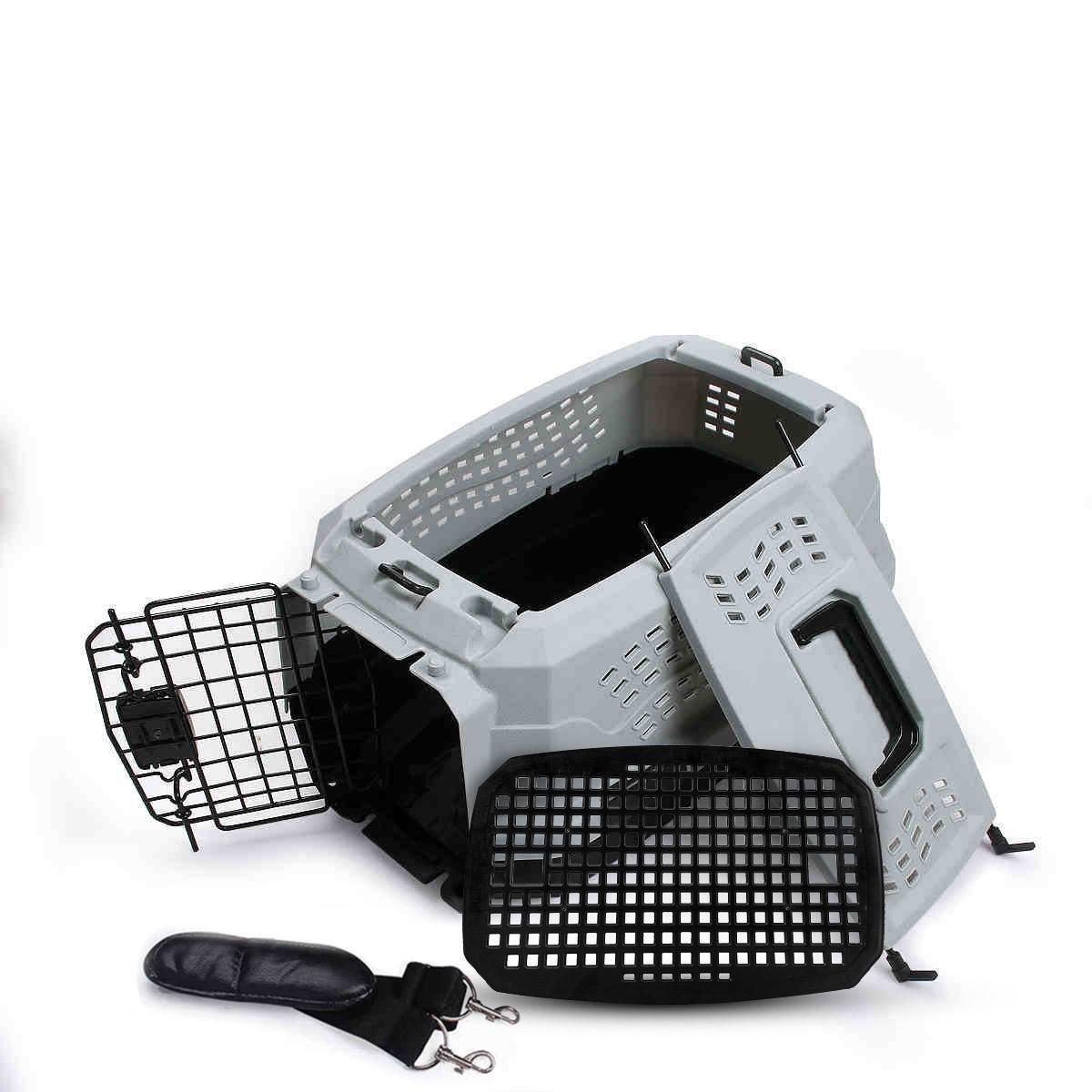 xueyan Caja de aire del perro de la caja de aire del gato de los gatos de la caja de peluche, m-5837.533cm, a