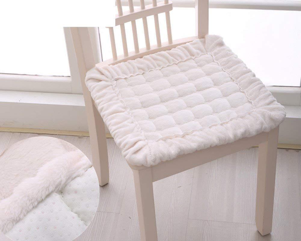 H 50x50cm(20x20inch) Seat Cushion Chair Cushion, Student Stool Cushion, Thicker Office Chair Cushion, Sofa Chair Cushion-P 45x45cm(18x18inch) Chair Pad (color   K, Size   45x45cm(18x18inch))