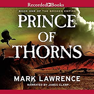 Prince of Thorns Audiobook