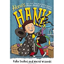 Fake Snakes and Weird Wizards #4 (Here's Hank)