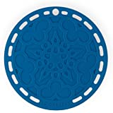 """Le Creuset Silicone French Trivet, 8"""" , Marseille"""