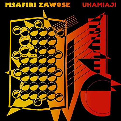 Msafiri Zawose - Uhamiaji (2PC)