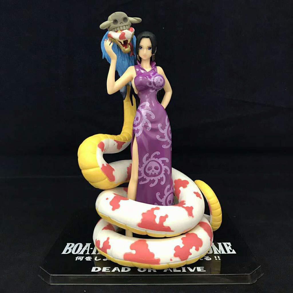 gran descuento Púrpura JSSFQK Estatua De Juguete Modelo De Juguete Colección De De De Personajes De Dibujos Animados Decoración   18CM Juguete (Color   Púrpura)  El nuevo outlet de marcas online.