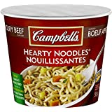 Campbell's Hearty Noodles Savoury Beef Flavour, 55g