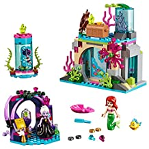 LEGO Disney Princess Ariel and the Magical Spell Building Kit, 222 Piece