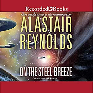 On the Steel Breeze Audiobook
