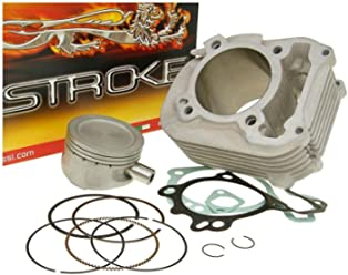 MALOSSI 187CCM Cylinder Kit – PIAGGIO FLY 125 4T LEADER M422 M Euro 2-3