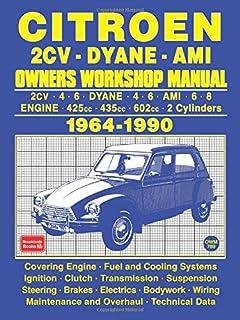 citroen 2cv workshop manual pdf