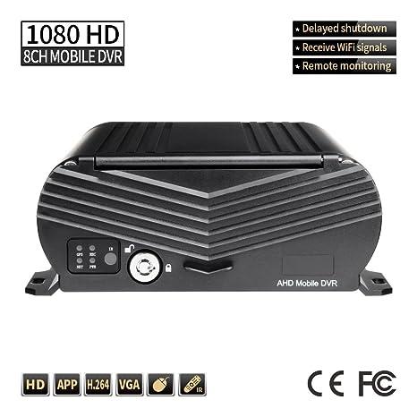 GISION WIFI 1080 AHD Mobile DVR, monitoreo remoto de PC ...