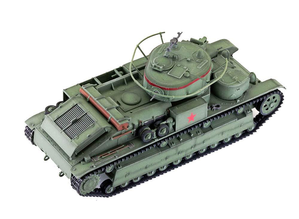 Modèle de Jouet, modèle Fini de Char de Combat T28 de la Première Guerre Mondiale, armé de Char Lourd, Souvenirs décoratifs Militaires rétro